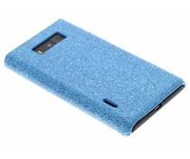 Turquoise glamour design hoesje LG Optimus L7