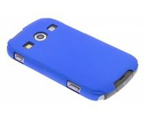 Blauw effen hardcase Samsung Galaxy Xcover 2