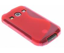 Rosé S-line TPU hoesje Samsung Galaxy Xcover 2
