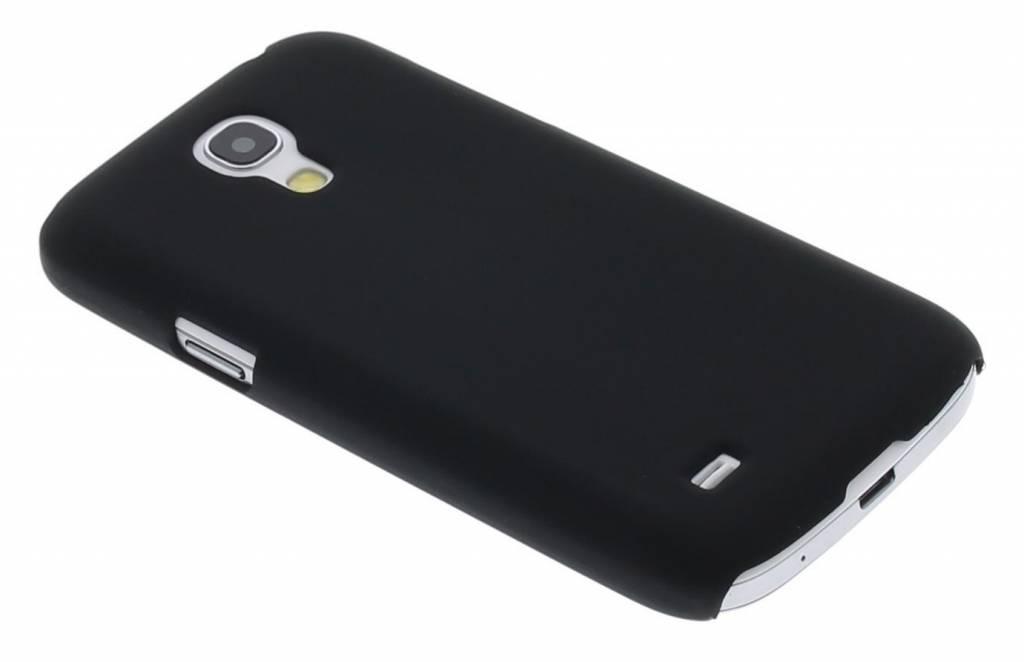 Zwart effen hardcase hoesje voor de Samsung Galaxy S4 Mini