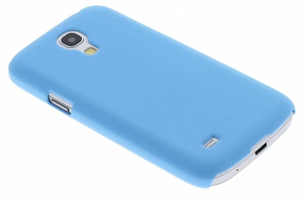 Turquoise effen hardcase hoesje voor de Samsung Galaxy S4 Mini
