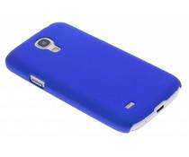 Blauw effen hardcase Samsung Galaxy S4 Mini