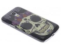 Schedel glad hardcase Samsung Galaxy S4 Mini