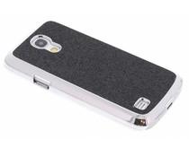 Zwart glitter hardcase hoes Samsung Galaxy S4 Mini