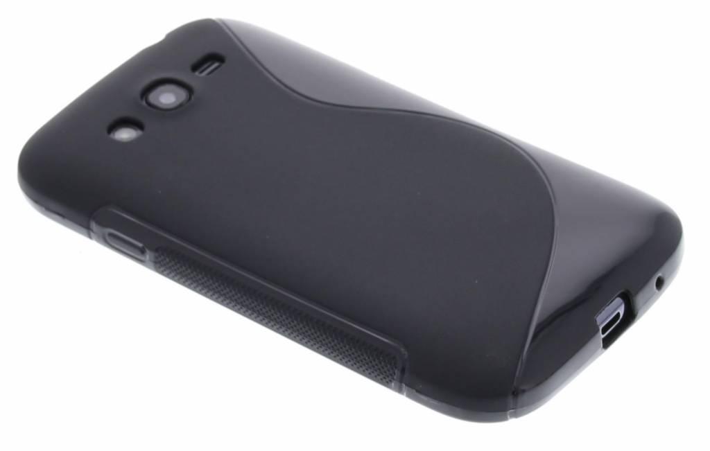 Zwart S-line TPU hoesje voor de Samsung Galaxy Grand (Neo)