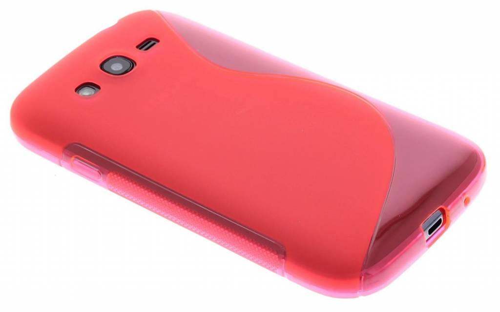 Rosé S-line TPU hoesje voor de Samsung Galaxy Grand (Neo)