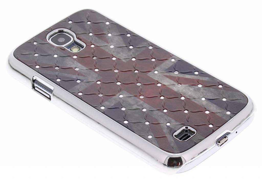 Britse vlag strass hardcase Samsung Galaxy S4
