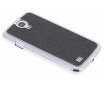 Zwart glitter hardcase hoes Samsung Galaxy S4
