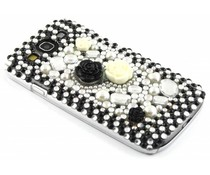 Design bloem BlingBling hardcase Galaxy S3 / Neo