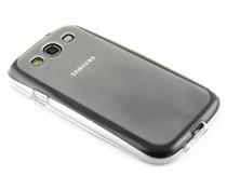 Transparant hard siliconen hoesje Galaxy S3 / Neo