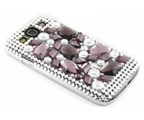 Donker diamant BlingBling hardcase Galaxy S3 / Neo