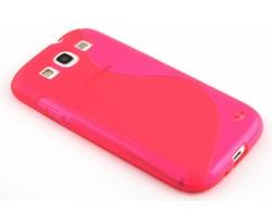 Rosé S-line TPU hoesje Samsung Galaxy S3 / Neo