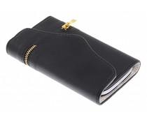 Zwart portemonnee hoesje Samsung Galaxy S3 / Neo