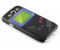 Zwart gameboy glad hardcase hoesje Galaxy S3 / Neo