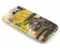 Design glad hardcase hoesje Galaxy S3 / Neo