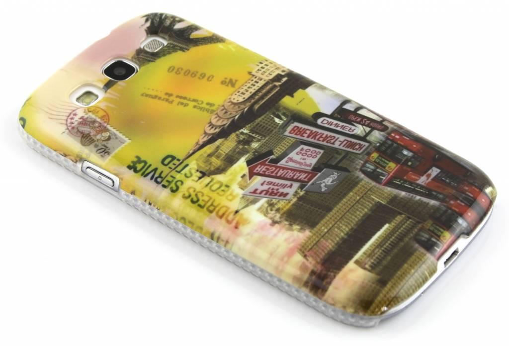Glad hardcase hoesje voor de Samsung Galaxy S3 / Neo