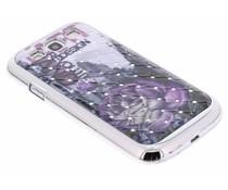 Bloem hardcase strass Samsung Galaxy S3 / Neo