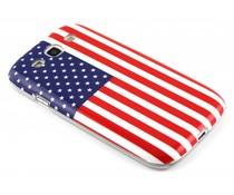 Amerikaanse vlag hardcase hoesje Galaxy S3 / Neo