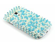 Parel BlingBling hardcase hoesje Galaxy S3 Mini