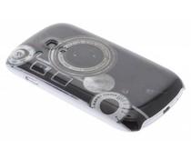 Camera glad hardcase hoesje Galaxy S3 Mini