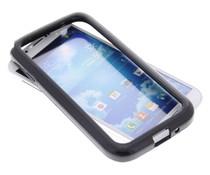 Zwart bumper Samsung Galaxy S4