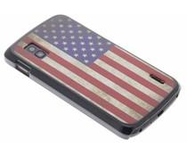 Amerikaans design mat hardcase hoesje LG Nexus 4
