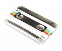 Cassettebandje glad hardcase hoesje LG Optimus L3