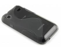 Grey S-line TPU hoesje Samsung Galaxy S / Plus