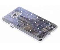 Parijs strass hardcase hoesje Samsung Galaxy S2 (Plus)