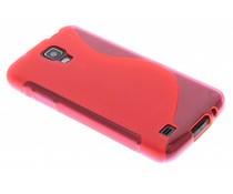 Rosé S-line TPU hoesje Samsung Galaxy S4 Active
