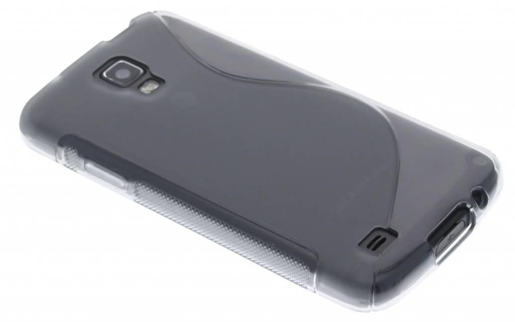 Grijs S-line TPU hoesje Samsung Galaxy S4 Active