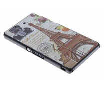 Parijs design hardcase Sony Xperia Z