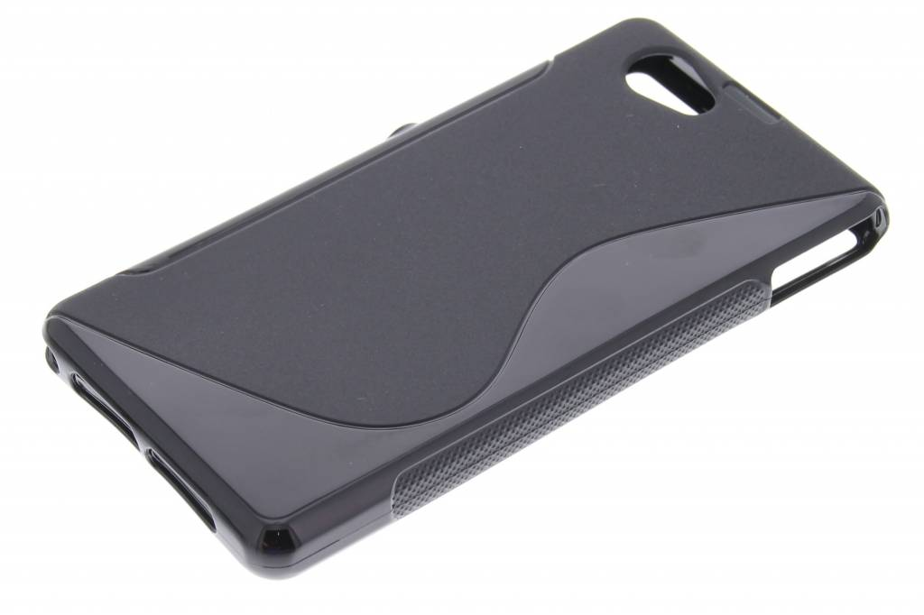S-transparent Ligne Cas De Tpu Pour Sony Xperia Z2 A9S8nNa