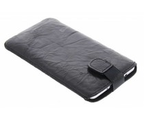 Mobiparts Uni Pouch Smoke maat 4XL - zwart