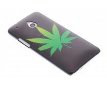 Cannabis design mat hardcase hoesje HTC One Mini