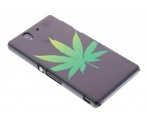 Cannabis mat hardcase hoesje Sony Xperia Z