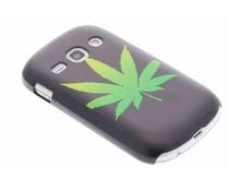 Cannabis mat hardcase Samsung Galaxy Fame