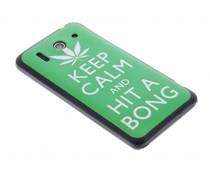 Keep Calm design hardcase Huawei Ascend G510