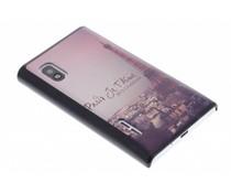 Je t'aime mat hardcase hoesje LG Optimus L5