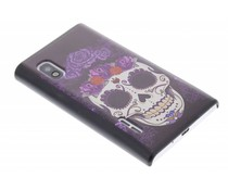 Sugar skull mat hardcase hoesje LG Optimus L5