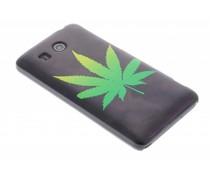 Cannabis mat hardcase hoesje Huawei Ascend G525
