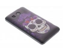 Sugar Skull mat hardcase hoesje Huawei Ascend G525