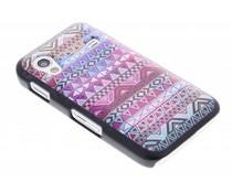 Aztec design hardcase hoesje Samsung Galaxy Ace