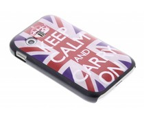 Keep Calm design hardcase Samsung Galaxy Y