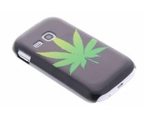 Cannabis mat hardcase Samsung Galaxy Young