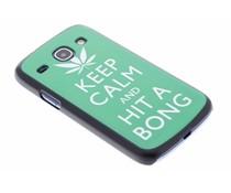 Keep Calm design hardcase Samsung Galaxy Core
