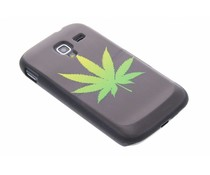 Cannabis mat hardcase Samsung Galaxy Ace 2