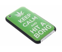Keep Calm design hardcase hoesje iPhone 3g(s)
