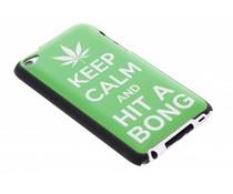 Keep Calm design mat hardcase iPod Touch 4g