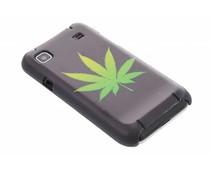 Cannabis mat hardcase hoesje Samsung Galaxy S Plus